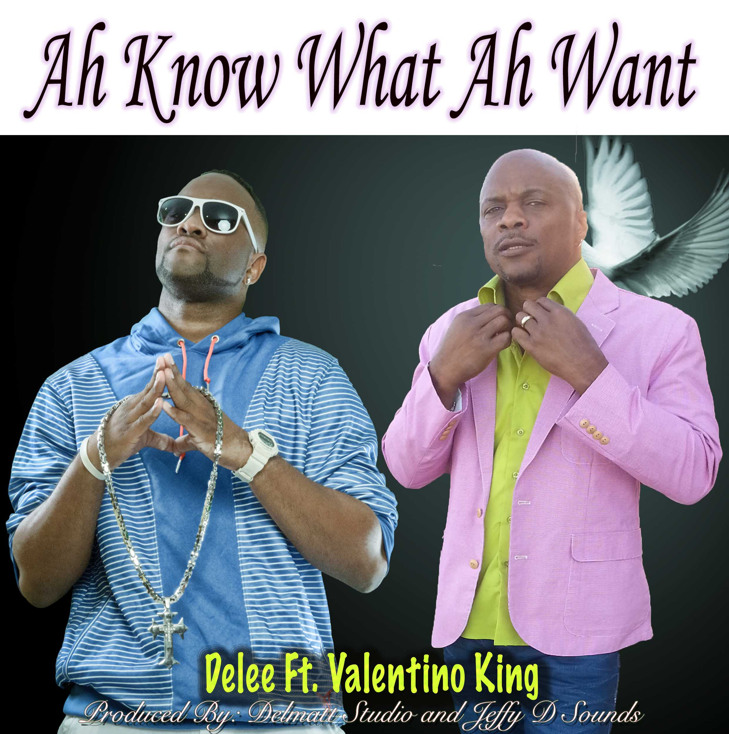 Delee Ft Valentino King - Ah Know Want Ah Want