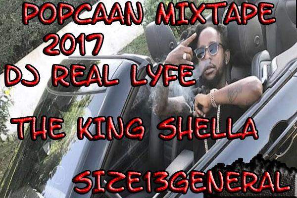 Reggae Dancehall Music