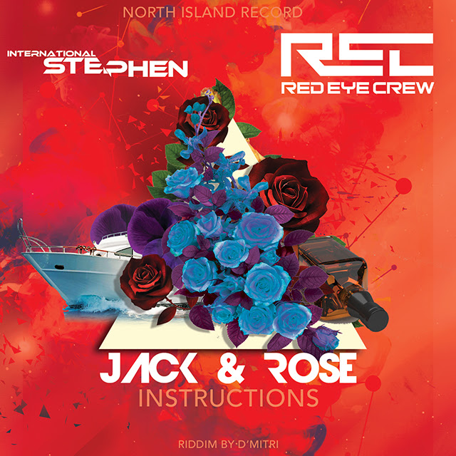 Red Eye Crew X International Stephen-Jack-And-Rose-Instruction