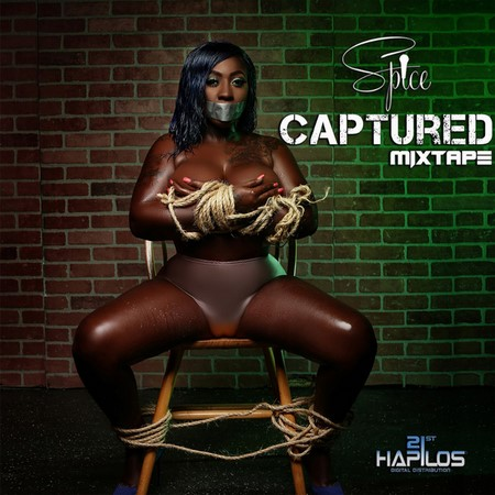 Spice - Captured Mixtape - Scorn Dem Productions