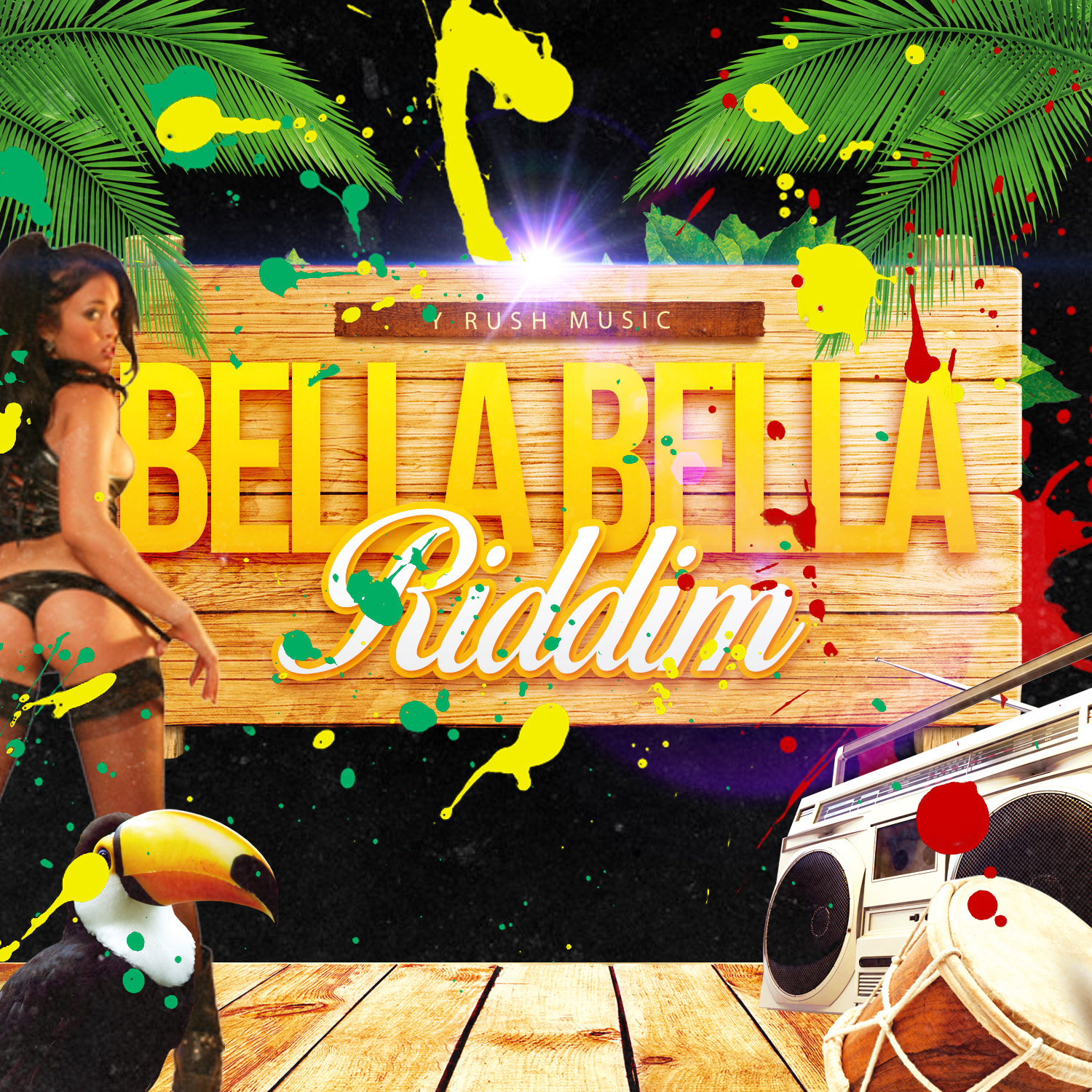 Yrushmusic Presents The Bella Bella Riddim